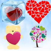 Love Story: Horoscope Memory Game icon