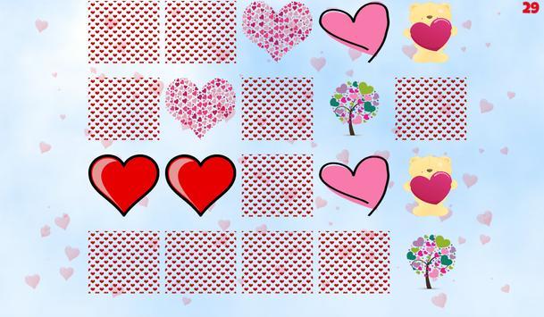 Love Story: Horoscope Memory Game screenshot 8