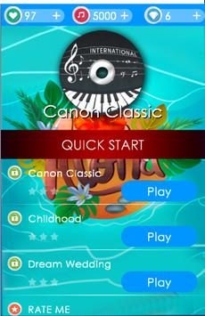 Poster Piano Tiles 4