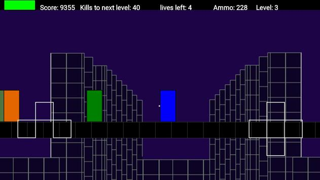 ZombieBlocks screenshot 1