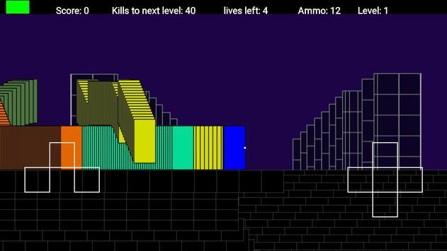 ZombieBlocks screenshot 3