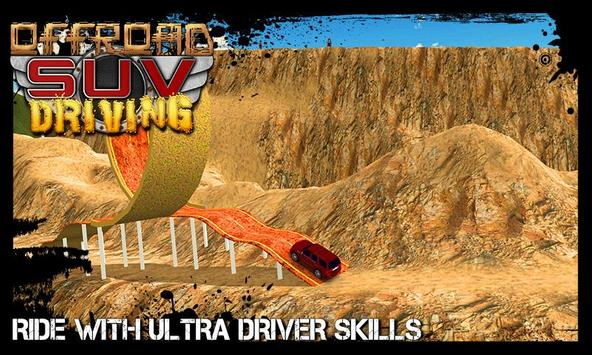 Offroad SUV Drive – Pro Stunts poster