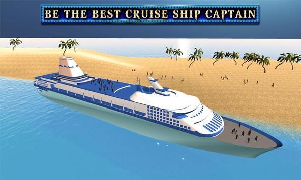 City Tourist Cruise Ship apk screenshot