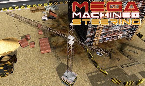 Construction Site Tower Crane screenshot 2