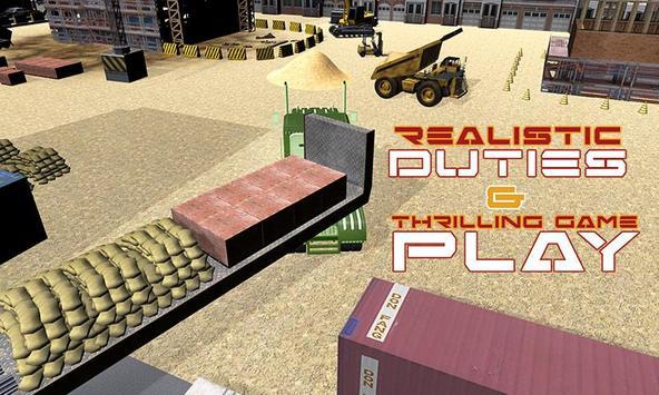 Construction Site Tower Crane screenshot 3