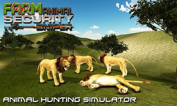 Farm Animal Security Sniper screenshot 3