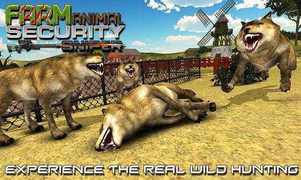 Farm Animal Security Sniper screenshot 2