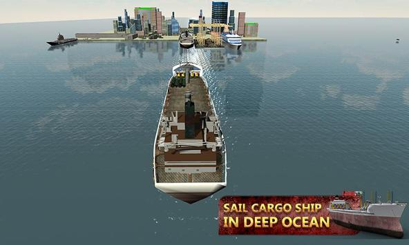 Heavy Machine Transporter Ship poster