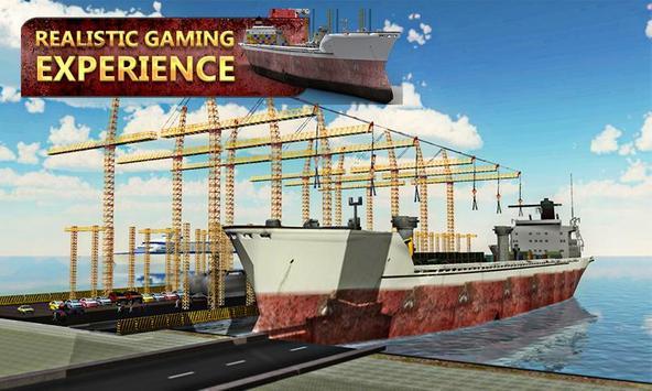 Heavy Machine Transporter Ship screenshot 2