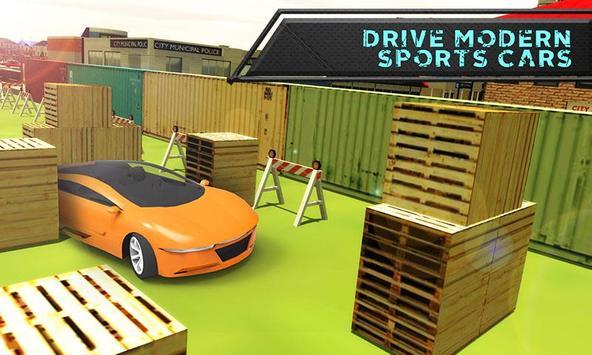 Sport Car Multi Storey Parking apk screenshot