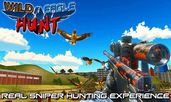 Wild Eagle Hunt – 3d Hunter & Wildlife Simulator screenshot 3