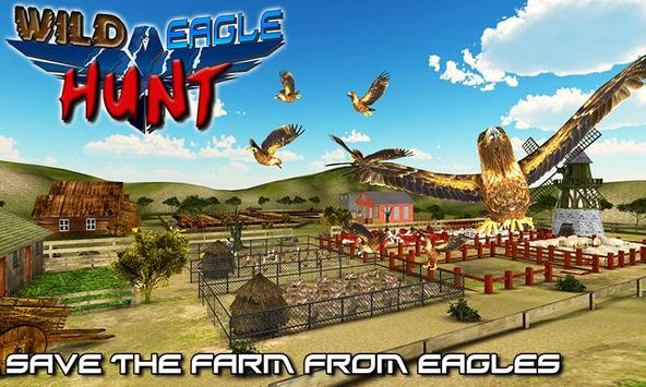 Wild Eagle Hunt – 3d Hunter & Wildlife Simulator poster