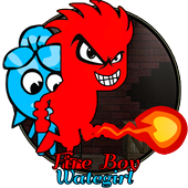 Fire Red boy Save The Queen Water Blue Girl icon