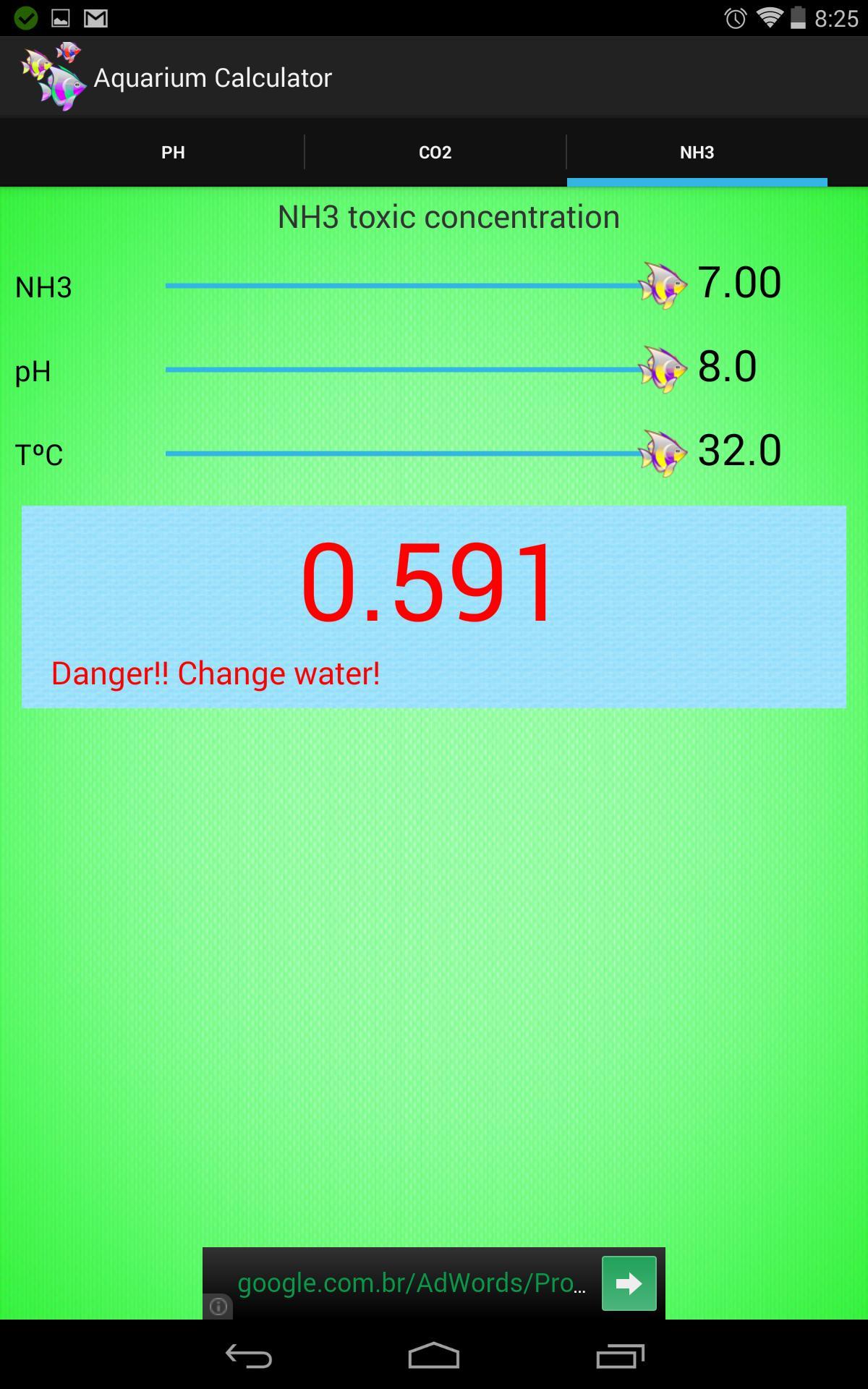 Aquarium Calculator for Android - APK Download