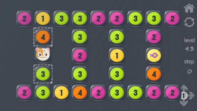 Mida Maze: Cats Classroom screenshot 5