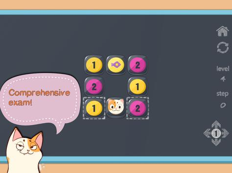 Mida Maze: Cats Classroom screenshot 10
