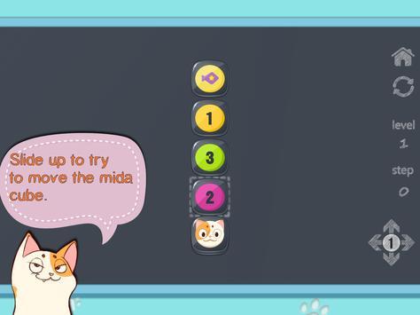 Mida Maze: Cats Classroom screenshot 11