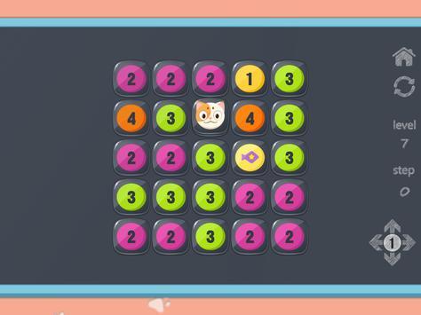 Mida Maze: Cats Classroom screenshot 12