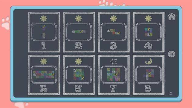 Mida Maze: Cats Classroom screenshot 2