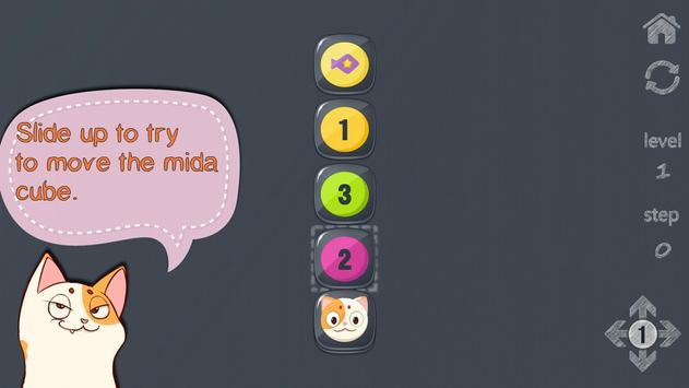 Mida Maze: Cats Classroom screenshot 3