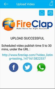 Trump FireClap apk screenshot