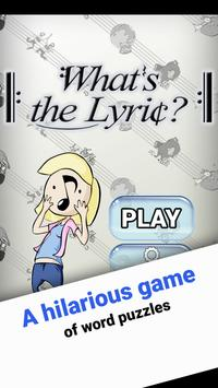 What's the Lyric? (Song Quiz) screenshot 4
