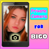 Hot Private Camera for Bigo icon