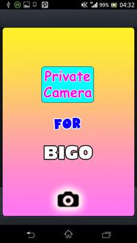 Hot Private Camera for Bigo poster