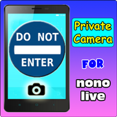 Private Camera For NonoLive icon