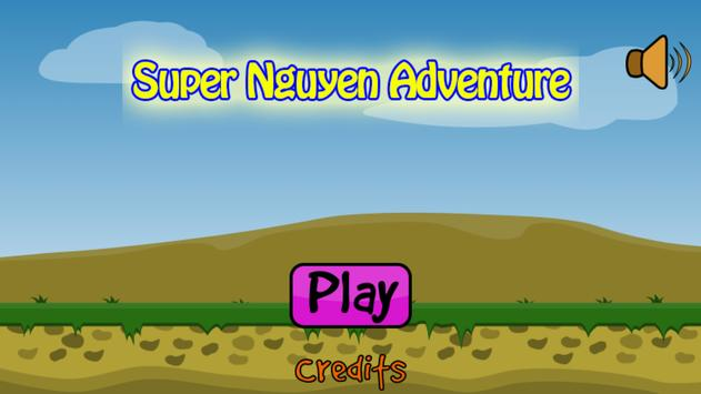 Super Nguyen Adventure poster