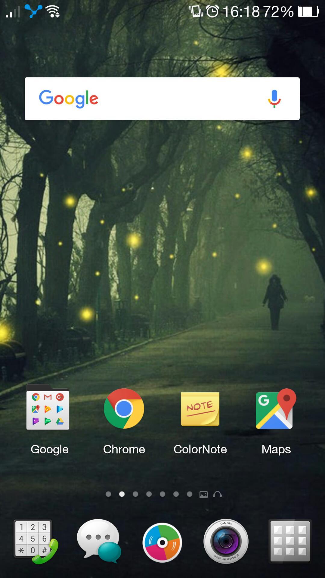 Android 用の ホタルスクリーン壁紙qhdロック画面 Apk をダウンロード