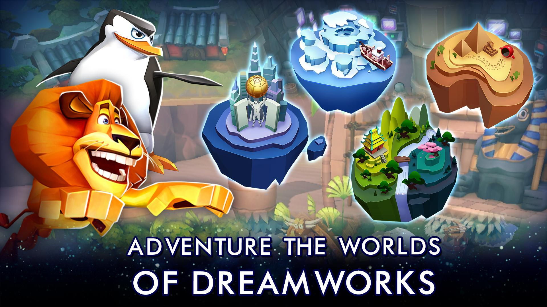 DreamWorks Universe of Legends for Android - APK Download