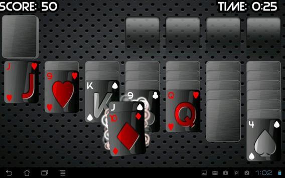 Solitaire Ultra Tech screenshot 5