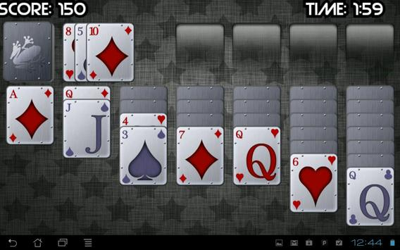 Solitaire Ultra Tech apk screenshot