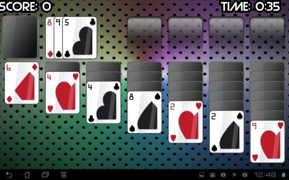 Solitaire Ultra Tech screenshot 2