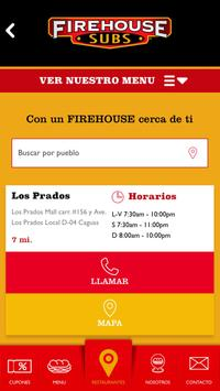 Firehouse Subs Puerto Rico apk screenshot