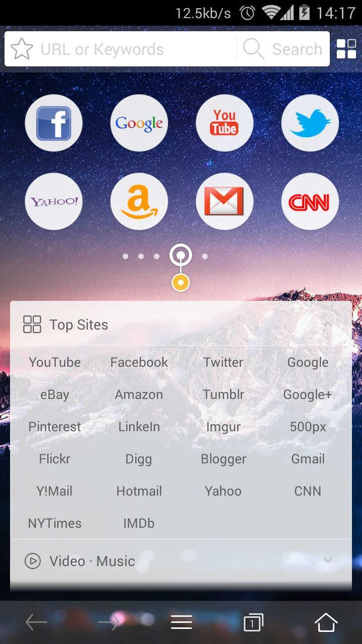 FireMonkey Browser for Android - APK Download