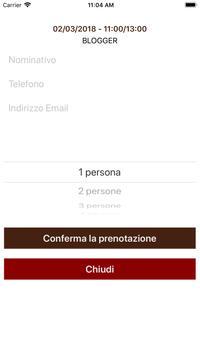 Firenze e Cioccolato screenshot 3