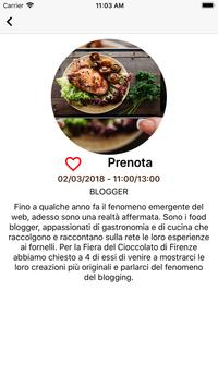 Firenze e Cioccolato screenshot 2
