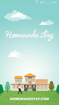 Homemade Stay Owner poster