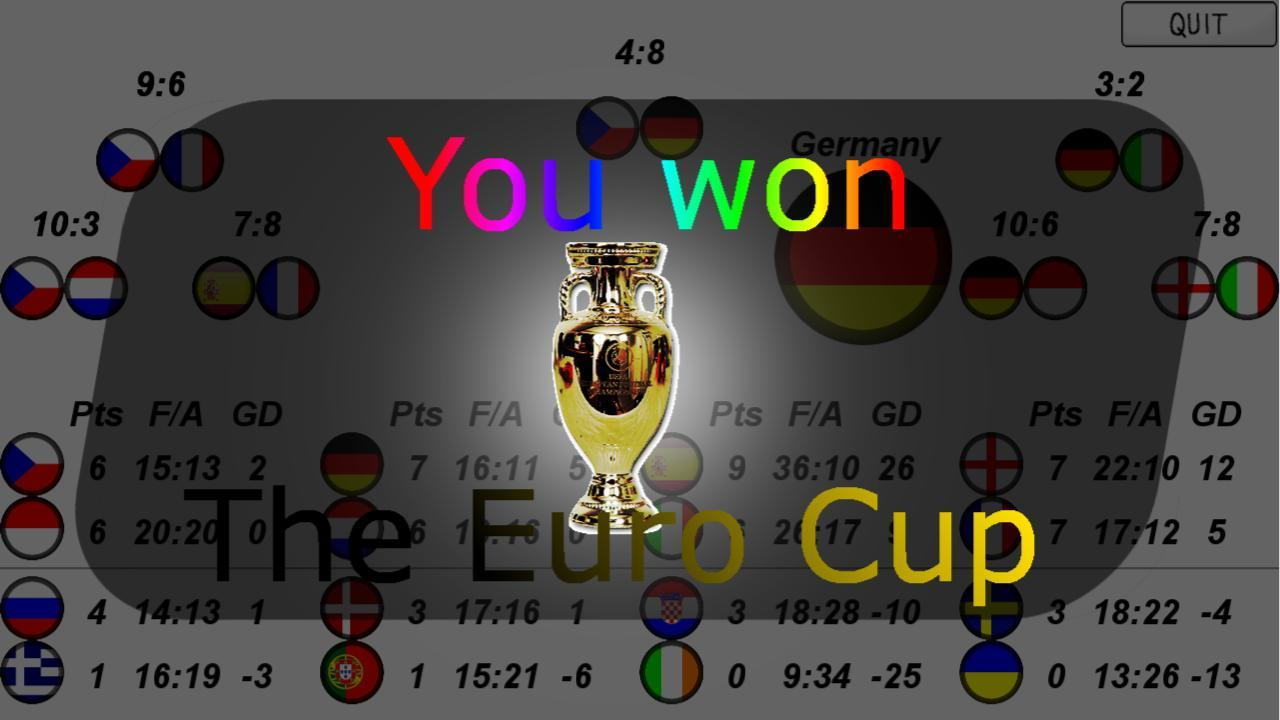 Air Hockey Euro Cup 2012 for Android - APK Download