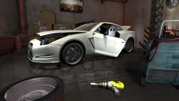 Fix My Car Free >> Fix My Car Garage Wars Lite Apk Download Free Casual Game For