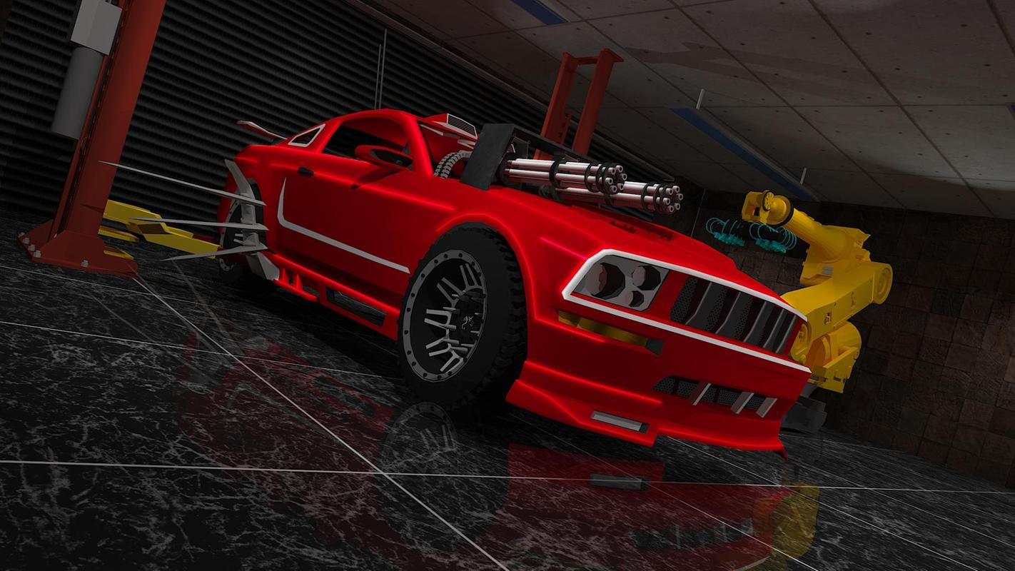 Fix My Car Full Apk >> Fix My Car Zombie Survival Lite Apk Download Free Casual Game For