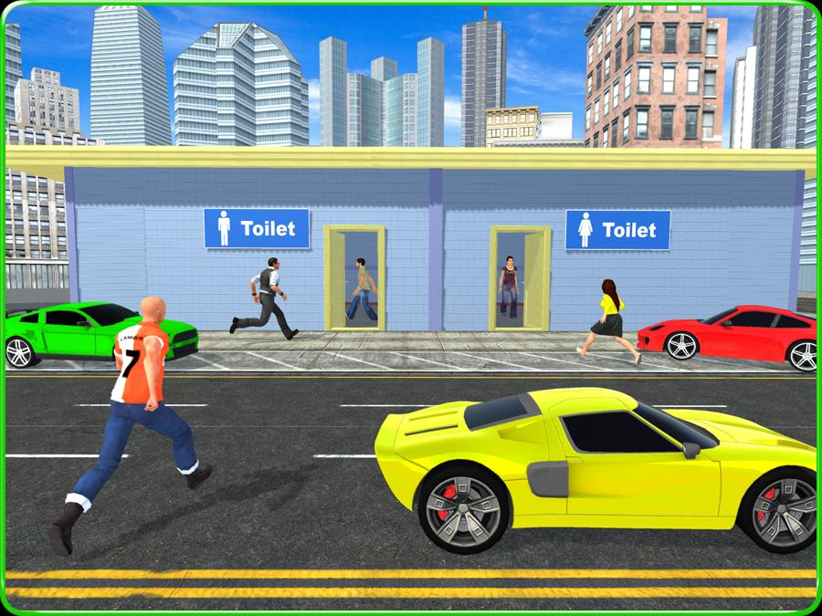 Emergency Toilet Sim 2018 for Android - APK Download