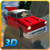 Vertigo OffRoad Hill Car Drive icon
