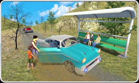 Vertigo OffRoad Hill Car Drive screenshot 3
