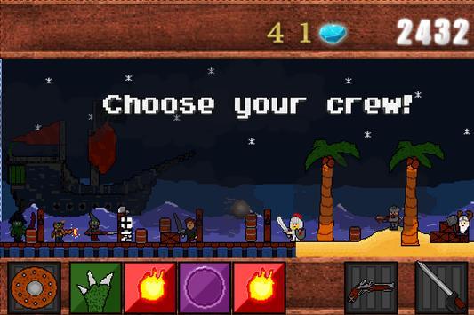 Pixel Pirates - World Plunder screenshot 7