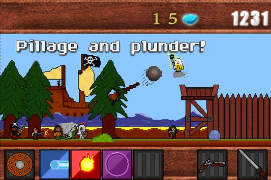 Pixel Pirates - World Plunder screenshot 8