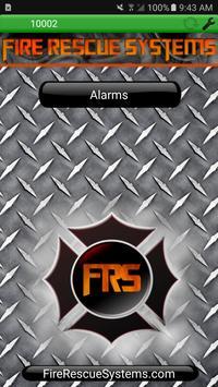 FRS Member Response Sytem poster