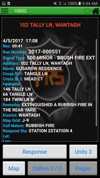 FRS Member Response Sytem apk screenshot